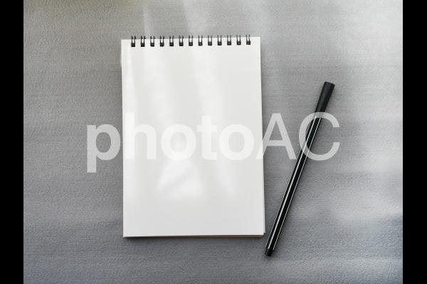 ストックフォト 紙とペン